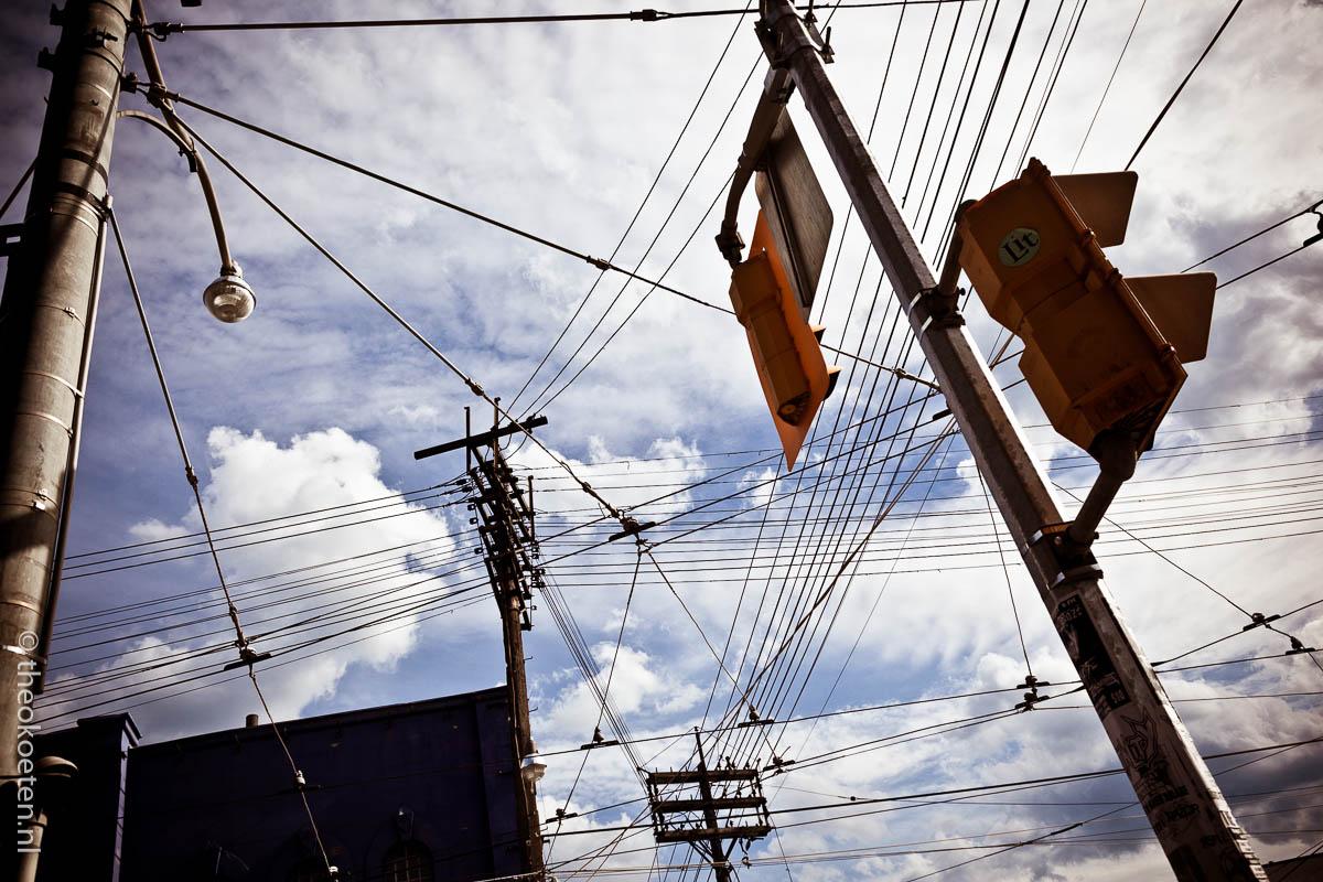 Canada, Toronto,vlag
