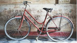 Retro bike kleiner